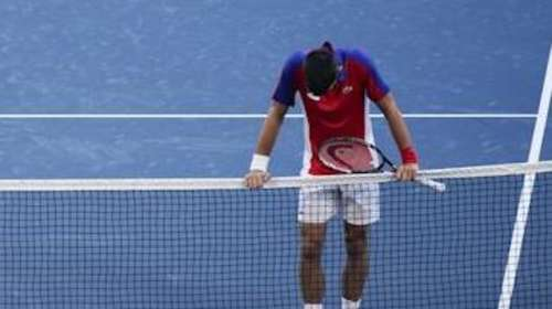 Djokovic misses out on medal