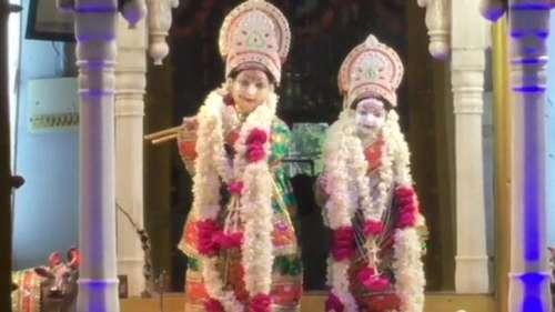 Janmashtami: एक मंदिर ऐसा जहां राधा-कृष्ण पहनते हैं 100 करोड़ के गहने !