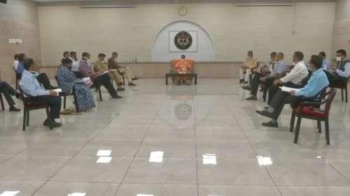 UP: योगी कैबिनेट में विस्तार की सुगबुगाहट, प्रदेश BJP प्रमुख ने की PM मोदी और शाह से मुलाकात