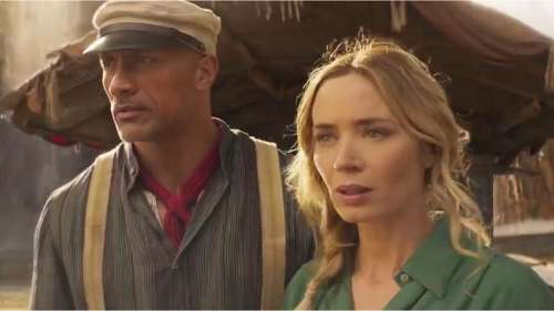 Disney film 'Jungle Cruise' with Emily Blunt and Dwayne Johnson, hits India on September 24