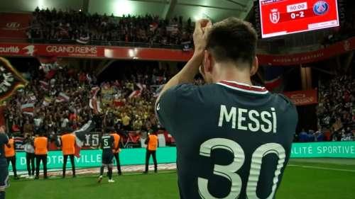 Lionel Messi: নেইমারের পরিবর্তে মাঠে নামলেন মেসি, নজর কাড়লেন এমব্যাপে