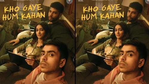'Kho Gaye Hum Kahan': Siddhant Chaturvedi, Ananya Panday & Adarsh Gourav's dreamy new song is out