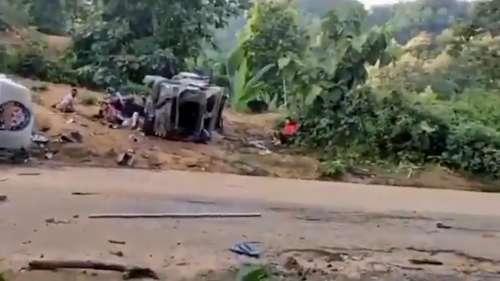 Assam-Mizoram Clash: असम और मिजोरम की पुलिस ने एक दूसरे पर की फायरिंग, कम से कम 6 की मौत