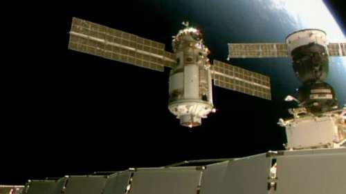 NASA का इंटरनेशनल स्पेस स्टेशन से 45 मिनट तक टूटा नियंत्रण, सभी क्रू मेंबर सुरक्षित