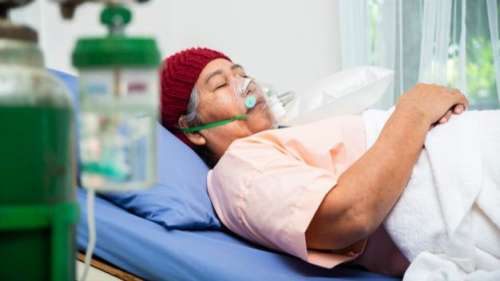 Oxygen therapy for Covid