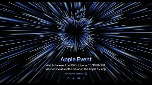 Apple announces 'Unleashed' October event, new MacBook Pros & Mac Mini expected