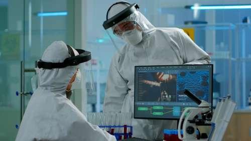 UK scientists develop gadget that sniffs out Covid-19