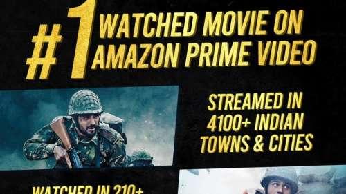 Shershaah: फिल्म ने बनाया नया रिकॉर्ड, Amazon Prime पर भारत की सबसे ज्यादा देखी जाने वाली फिल्म बनी