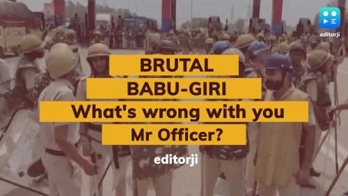 In-Depth: Brutal Babu-giri: What's wrong with you Mr Officer?