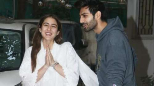 Sara and Kartik spotted together amidst alleged break-up rumours