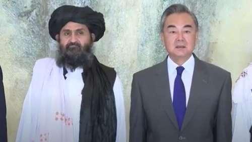 China-Taliban relations
