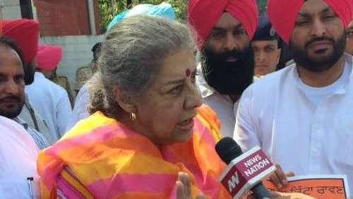 Punjab Congress: अंबिका सोनी ने किया CM बनने से इनकार, बोलीं- मुख्यमंत्री कोई सिख ही होना चाहिए