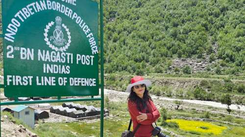 Himachal landslide: 'Nothing without nature', tweeted victim before she died