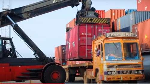 Vadhavan Port Project