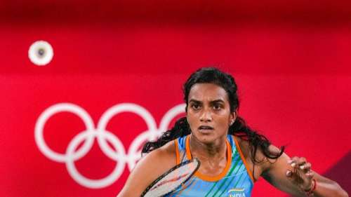 Sindhu storms into QF