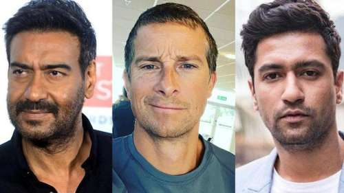 After Ajay Devgn, Vicky Kaushal is all set to feature in 'Into The Wild With Bear Grylls'