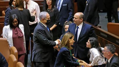 Netanyahu ousted, Naftali Bennett is Israel's new PM