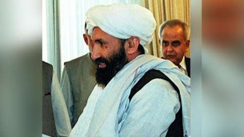 Afghanistan's interim PM: Mullah HasanAkhund, who sanctioned destruction of Bamiyan Buddhas