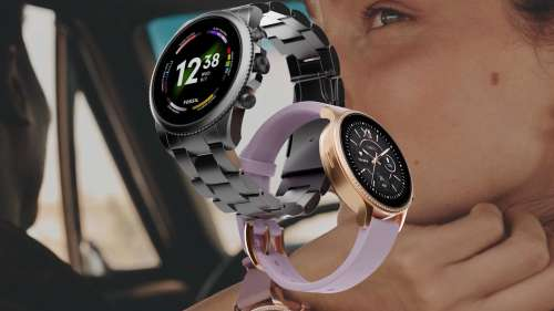 Fossil unveils Gen 6 series of smartwatches with upcoming Wear OS 3 update
