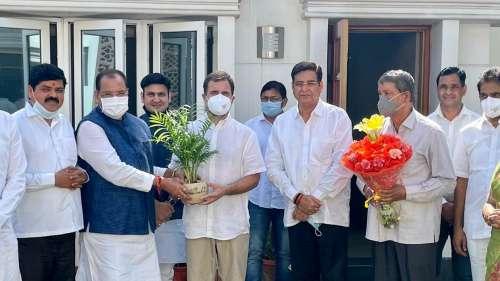 Uttarakhandminister Yashpal Arya, his MLA son quit BJP to join Congress
