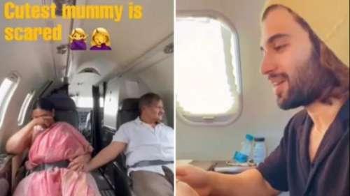 Watch! Vijay Deverakonda flies to Tirupati in private jet with family, gives sneak peak of travel