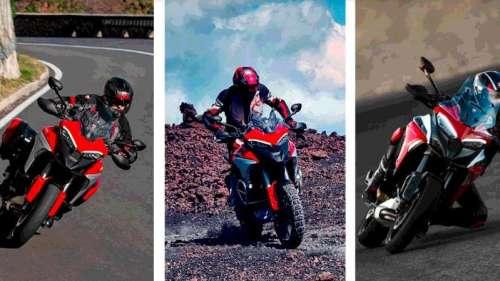 2021 Ducati Multistrada V4 भारत में लॉन्च, एक्सक्लूसिव फीचर के साथ limited edition में आई एडवेंचर बाइक