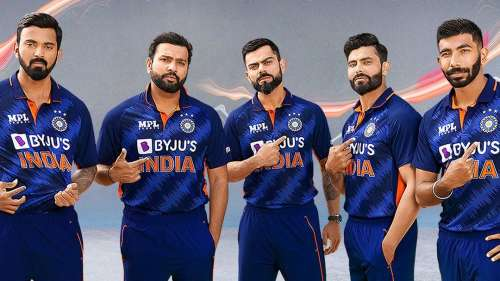 T20 World Cup 2021: BCCI reveals India's new Billion Cheers Jersey