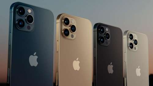 iPhone 13 may launch with 1TB storage variant: report