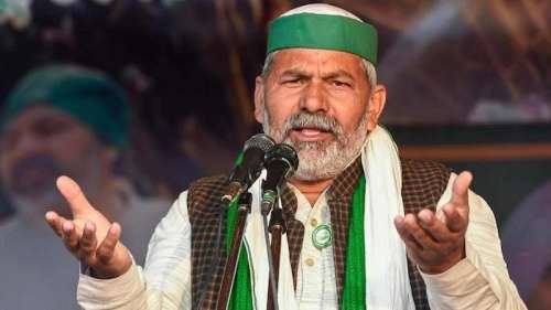 'Reaction to an action': farmer leader Tikait on violence that killed BJP workers
