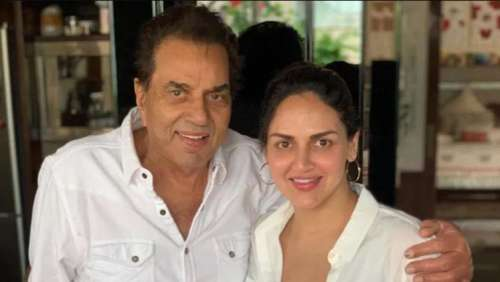 Esha Deolreveals why fatherDharmendra wasn't keen on her entering Bollywood