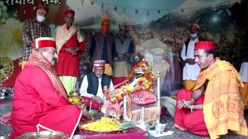 Dussehra celebrations kickstart in Kullu