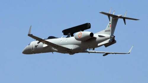More Phalcon AWACS for IAF