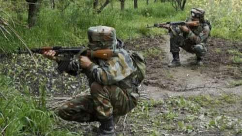 Encounter in Jammu & Kashmir: सुरक्षाबलों ने पाकिस्तानी मूल के आतंकी लंबू समेत दो को मार गिराया