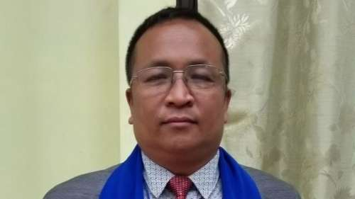 Mizoram MP gives death threat to Assam cops outside parliament