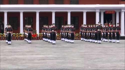 IMA में कैडेटों ने भरा 'अंतिम पग', देश को मिले 341 नए सैन्य अधिकारी