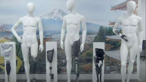 High-tech repair shop opens its doors ahead of Tokyo Paralympic games