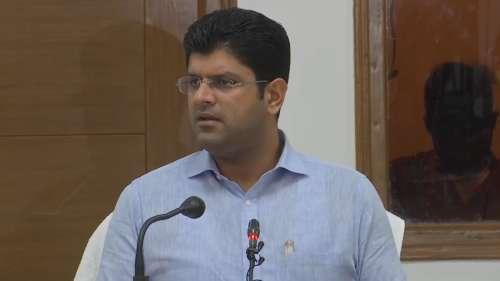Haryana Dy CM promises action against SDM for 'crack farmers head' order