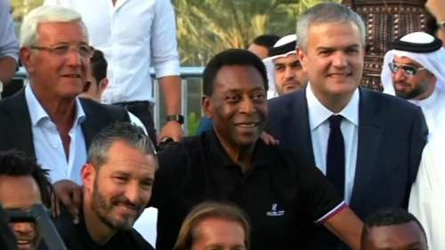 Soccer legend Pele released from hospital after a tumor removal surgery