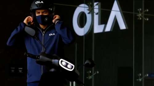Gear Up for Ola Scooter! With the big EV bet Bhavish Agarwal gears to be the Tesla of India
