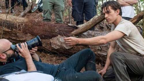 Tom Holland starrer'Uncharted' wraps filming