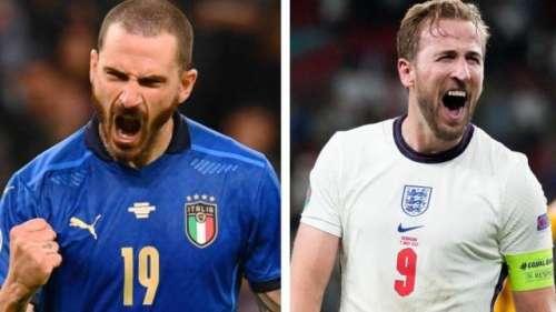 Euro 2020 Final: यूरो कप के फाइनल में इटली के सामने मेजबान इंग्लैंड की मुश्किल चुनौती
