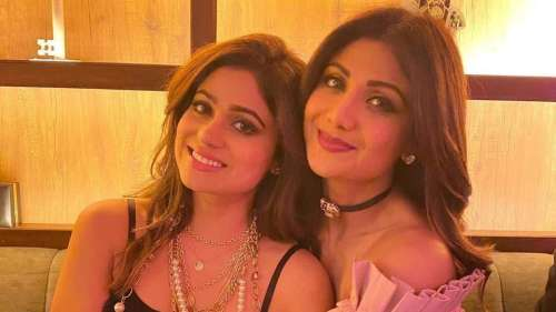Shilpa Shetty's sister Shamita pens note of support: 'this too shall pass my darling'