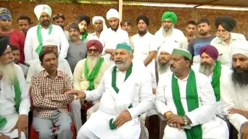 Lakhimpur violence: Rakesh Tikait's 1-week ultimatum to UP govt to arrest minister's son