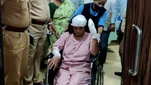 Thane civic official loses fingers in knife attack by angry hawker during anti-encroachment drive
