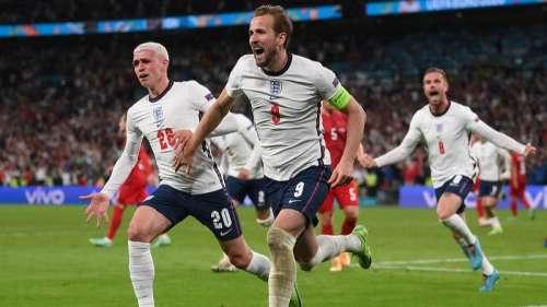 Euro 2020: Kane the hero as England beat Denmark to break 55-year old jinx
