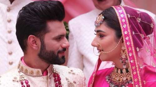 'Bigg Boss 14' fame Rahul Vaidya is getting married to Disha Parmar on this date