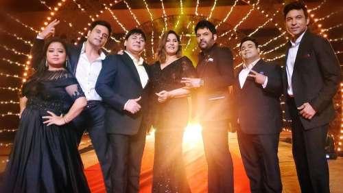 'The Kapil Sharma Show': Kapil confirms new season, poses with Krushna, Bharti