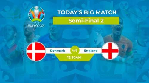 Euro 2020 semi-final: Denmark face a tough test vs England