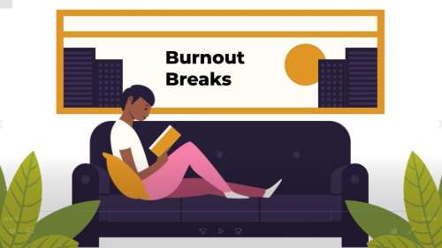 'Burnout Breaks': A company's new way to help workers fight stress