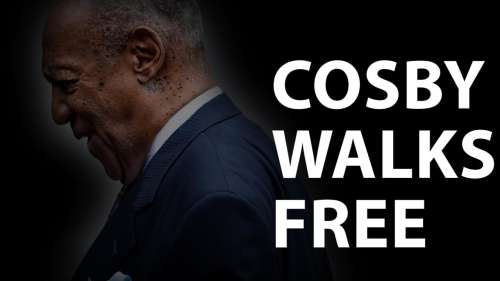 Bill Cosby is now a free man